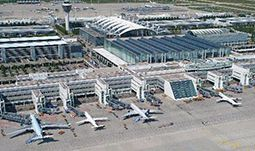 Optimization and modernization of existing Motorola TETRA digital two-way radio system at Munich Airport