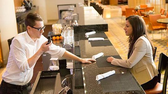 Hospitality Guest Relations