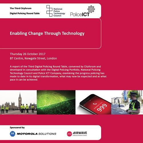 Digital Policing Report