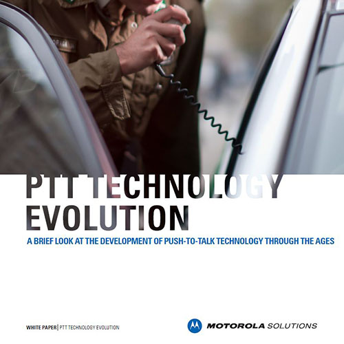 PTT Technology Evolution