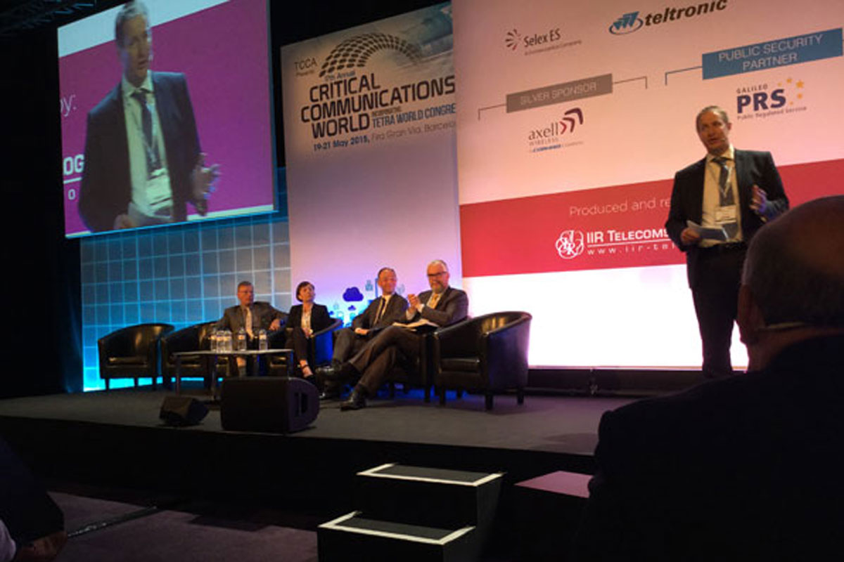 Critical CommunicationsWorld - The Conference