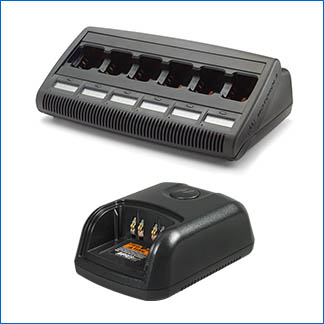 DP4000 Ex Series - Charger Accessories