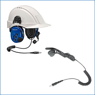 DP4000 Ex Series - Headset Accessories