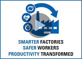 Podcast Series: Smarter Factories, Safer Workers, Productivity Transformed