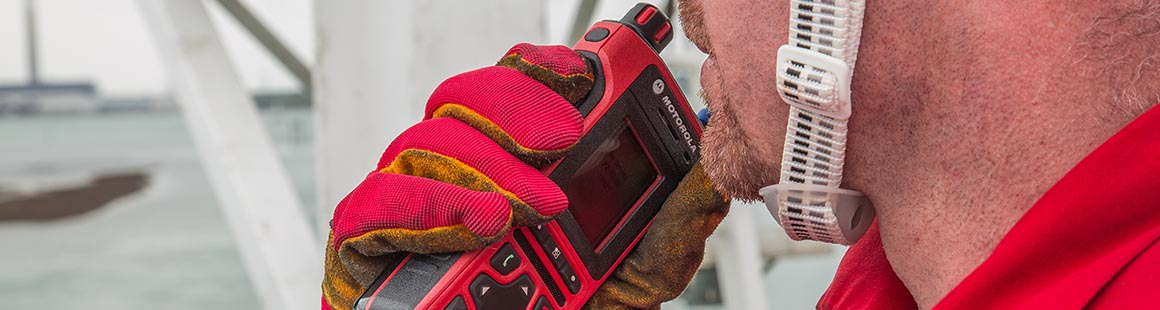 Intrinsically Safe Radios for Hazardous Oil and Gas Environments