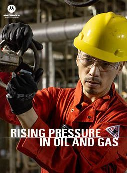 Rising Pressure in Oil and Gas