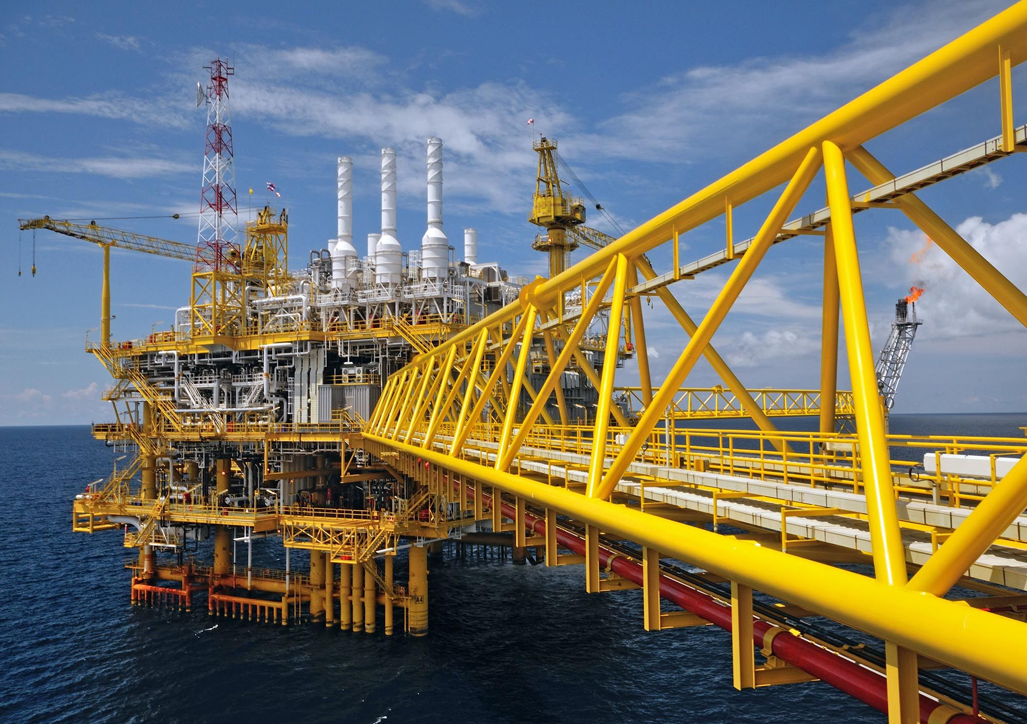 Improving safety and productivity in oil and gas operations
