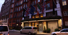 MOTOTRBO™ SL Series: Improving Communications at a Historic Five-star Hotel