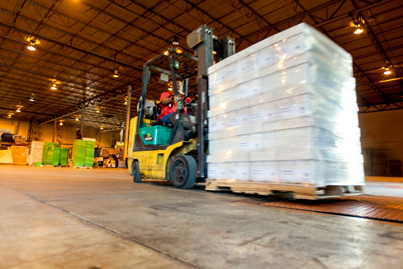 Multi-Purpose Two-Way Radios for Warehouse Communications