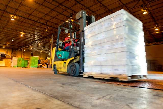 Multi-Purpose Two-way Radios for Warehouse and Distribution