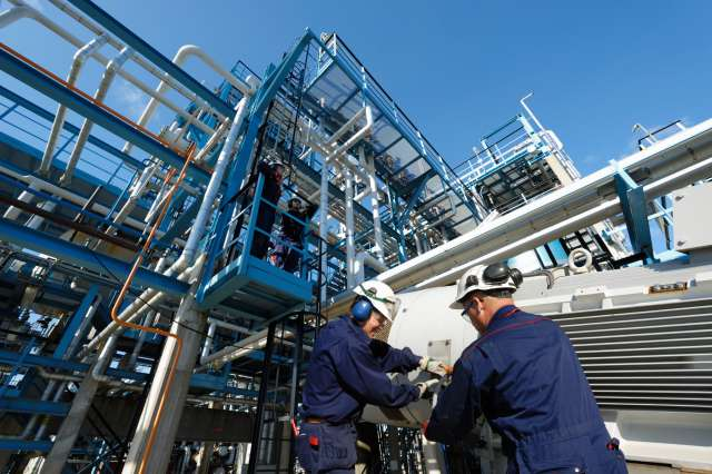 Ensuring Plant Safety and Empowering Productivity in Fossil Fuel Plants