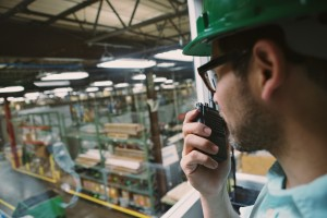 DMR Apps for Worker Safety