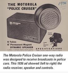 motorola in car police radio. 1930 - 1939: motorola\u0027s early police radios motorola in car radio s