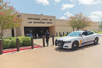 Montgomery Texas real time crime center