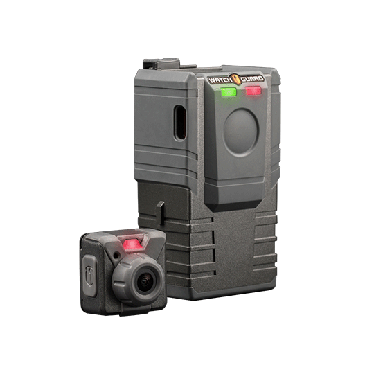 WatchGuard VISTA XLT body camera