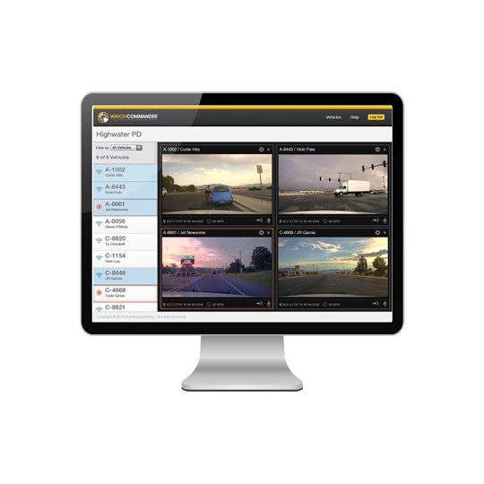 Watch Commander Video Streaming Software