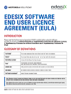 End User Licence Agreement (EULA)