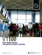 VT100 Airport Security