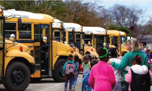 Alabama School District uses WAVE Broadband PTT for Safety