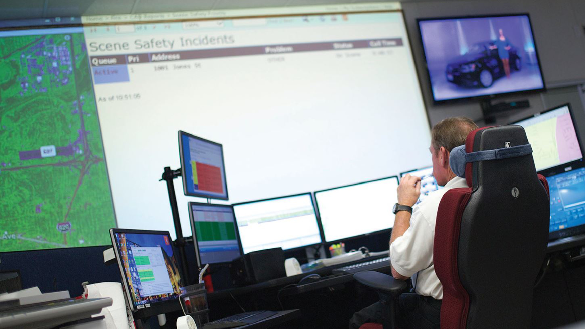Fort Worth EOC Case Study