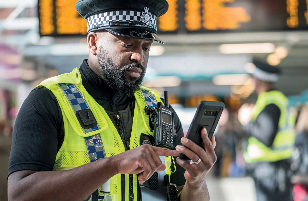 West Yorkshire Police Transforms Front-Line Policing - Pronto Case Study