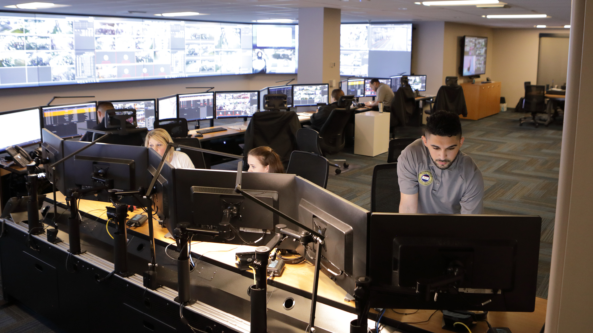 Public Safety Command Center Software
