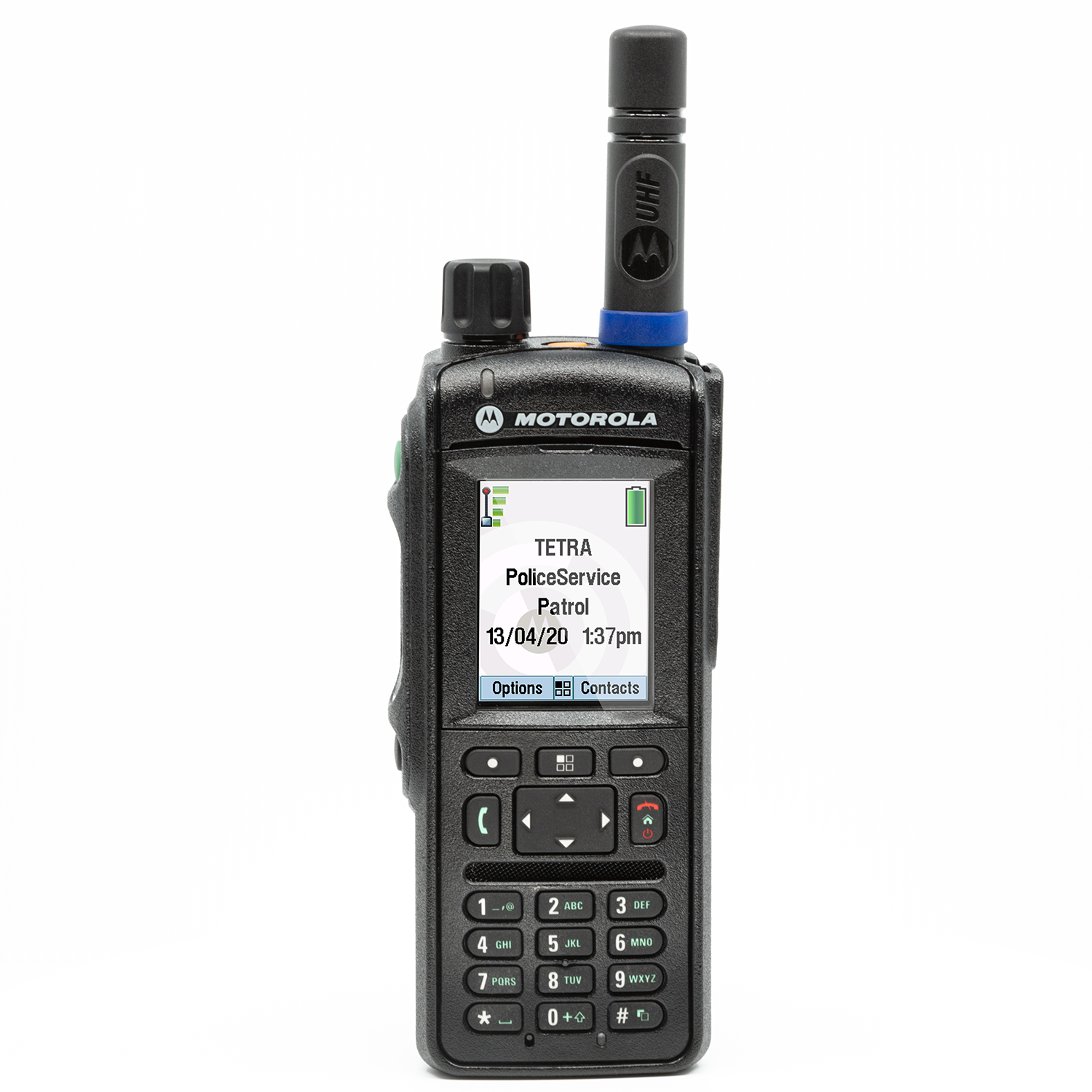 Mtp6650 Tetra Portable Two Way Radio Motorola Solutions Europe