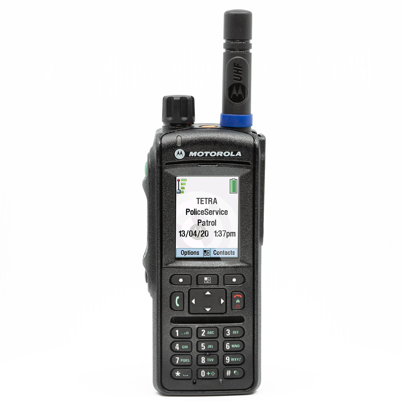 MTP6650 TETRA Portable Two-way Radio - Motorola Solutions
