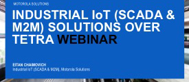 Industrial IoT (SCADA & M2M) Solutions Over TETRA Network