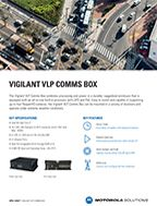 VLP Communications Box Specifications