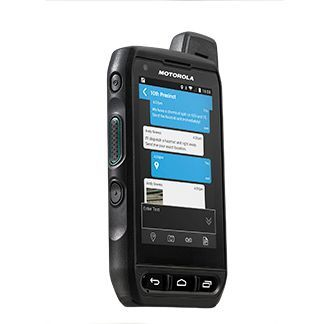LEX F10 LTE Device front view 2