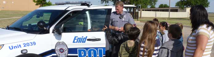 Enid Police Department TipSoft Case Study