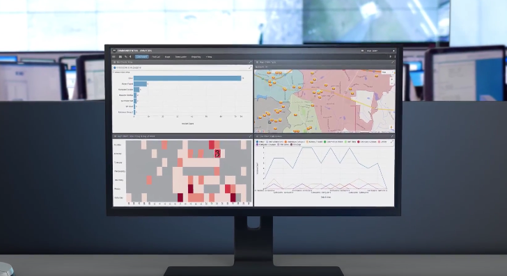 CommandCentral Analytics Demo Video
