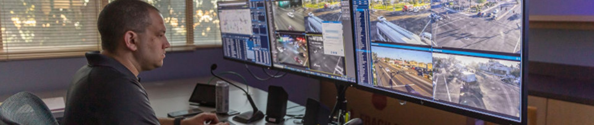 Glendale Police Real-Time Crime Center