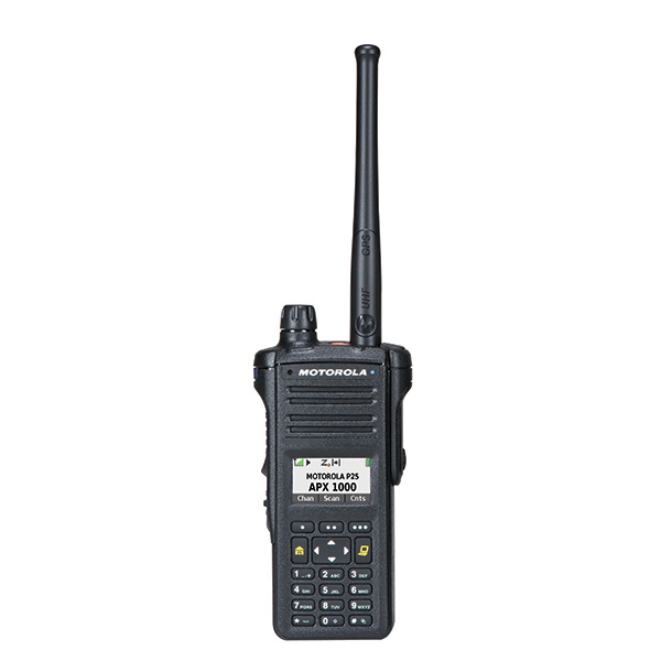 APX Series P25 Two-way Radios - Motorola Solutions