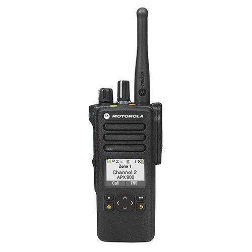 APX900 single-band P25 portable radio - Motorola