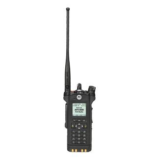 APX 6000 P25 Enhanced Portable Radio - Motorola Solutions