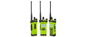 APX™ 8000XE All-band P25 Portable Radio
