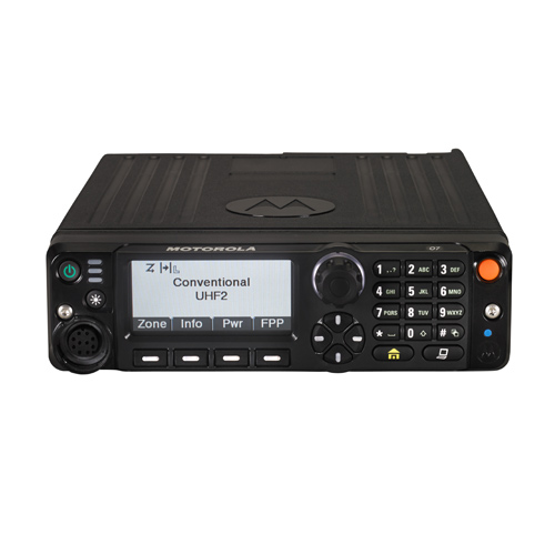 apx™ 8500 all-band p25 mobile radio