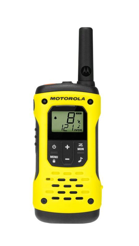 TALKABOUT T92 H2O Waterproof Two Way Radio - Motorola