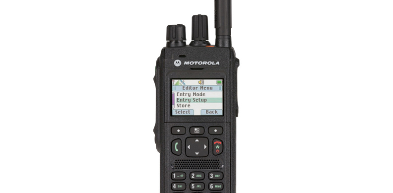 Two Way Radio Rental Motorola Solutions Australia Amp New