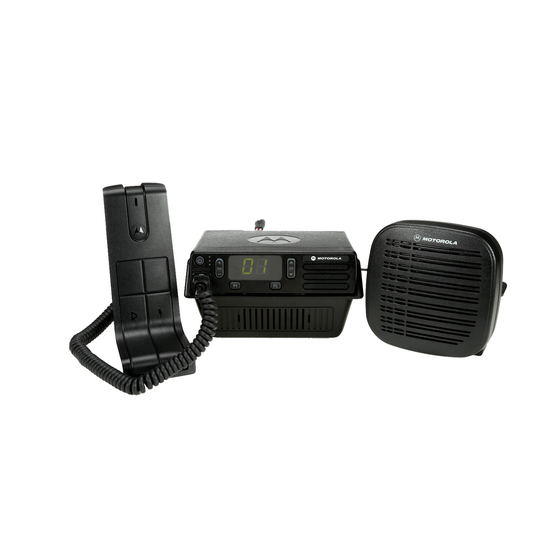 CM Series Mobile Two-Way Radio - Motorola Solutions