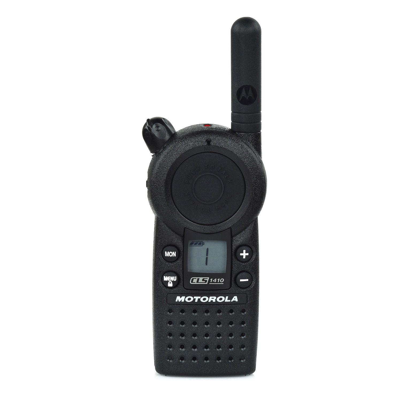 CLS1410 Two-way Radio - Motorola Solutions