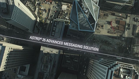 Astro 25 Advanced Messaging