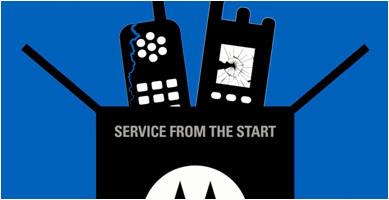 Service from the Start for MOTOTRBO Radios
