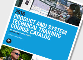 Announcing the 2016 North America Training Catalog