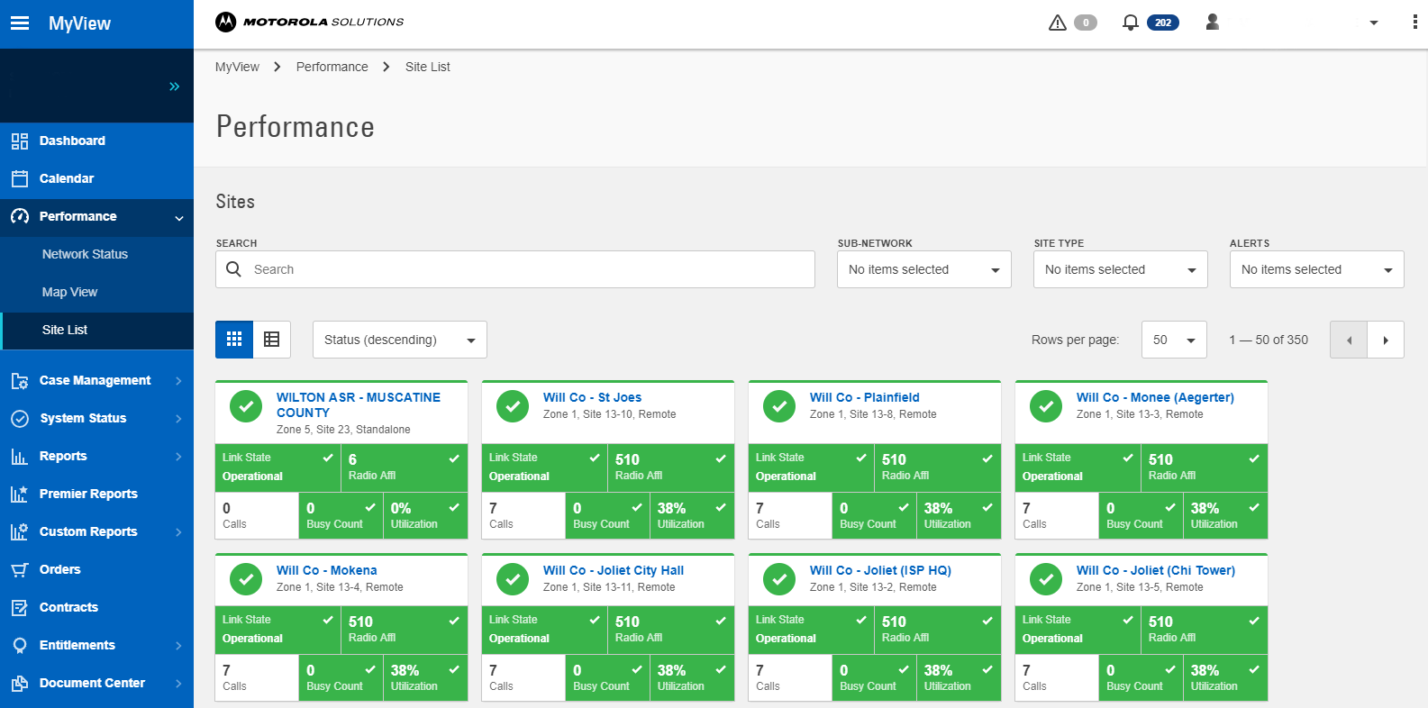 MyView Portal - Motorola Solutions
