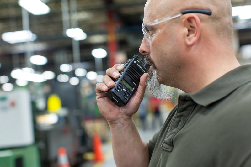 Multi-Purpose Two-Way Radios for Plant Communications