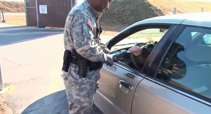 Military Installations Security Video