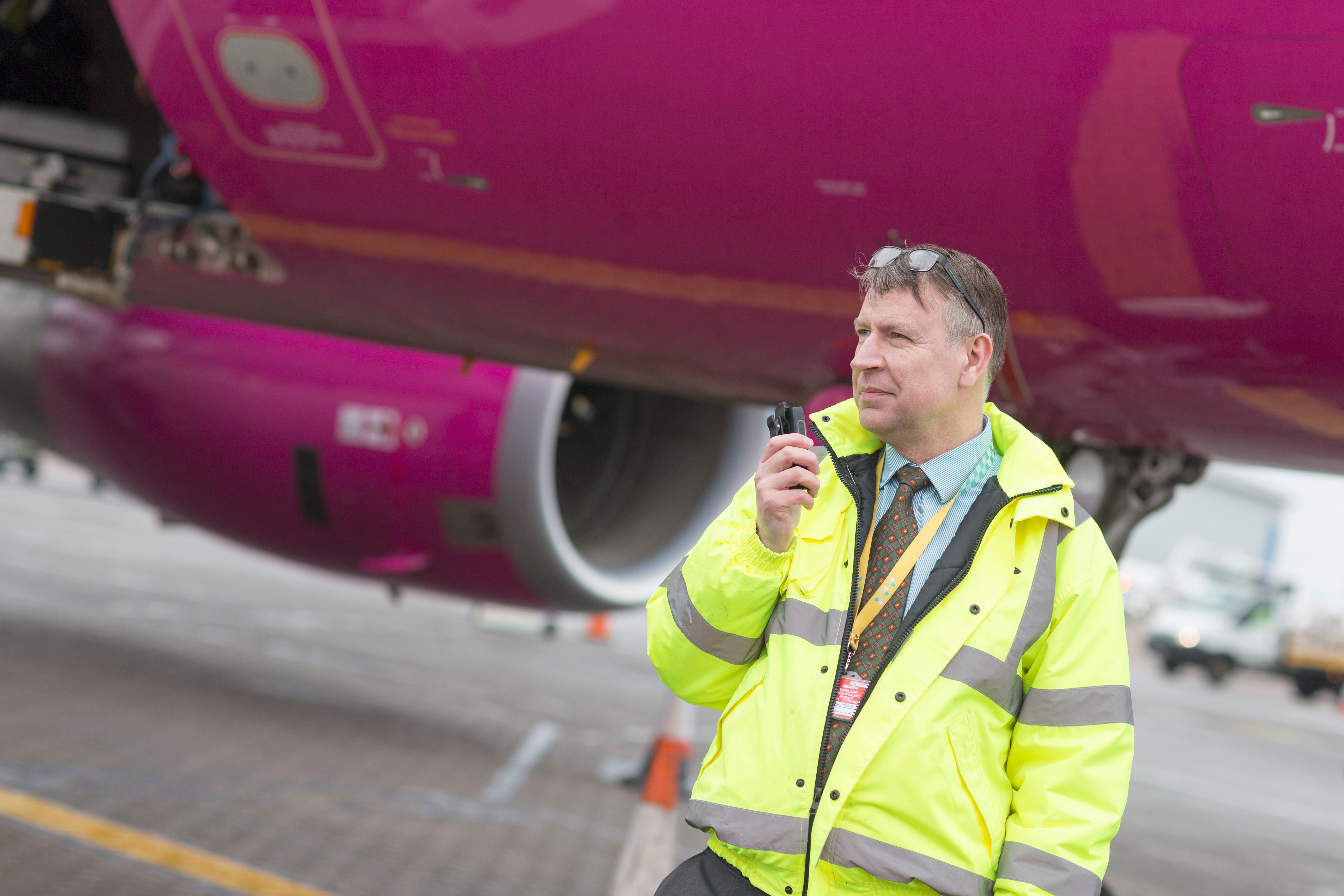 GERMAN AIRPORTS TAKE OFF WITH TETRA